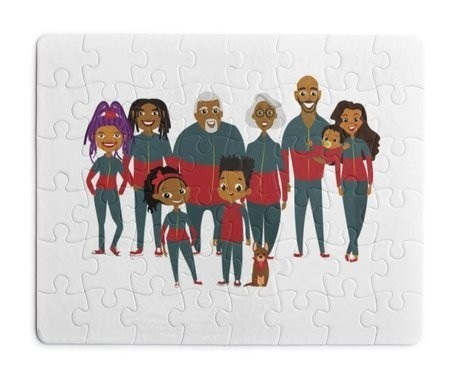 Maker Family Puzzle