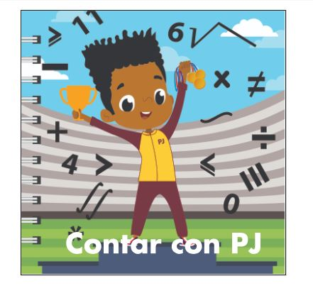Board Books – Spanish – Numbers – Sarah and PJ  for Kids Ages 1 – 6