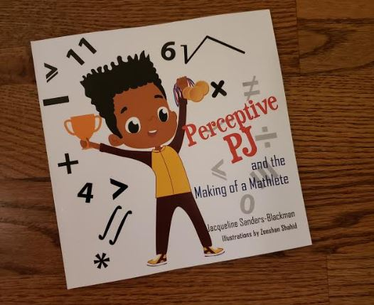 A Perceptive PJ and the Making of a Math-Athlete! For Ages 6 – 12